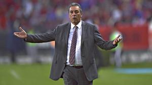 Tomás Boy: El árbitro [Santander] estorbó frente a Cruz Azul