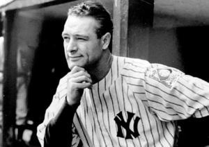El 2 de junio, elegido como el 'Día de Lou Gehrig' en las Grandes Ligas