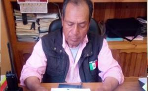 Muere presidente municipal de San Juan Diuxi, Oaxaca