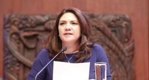 Reprochan voto de senadora yucateca a favor de reforma eléctrica