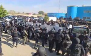 Enfrentamiento entre policías deja 11 heridos en Silao, Guanajuato