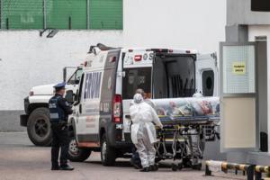 Casi 390 pacientes de Covid están hospitalizados en Querétaro