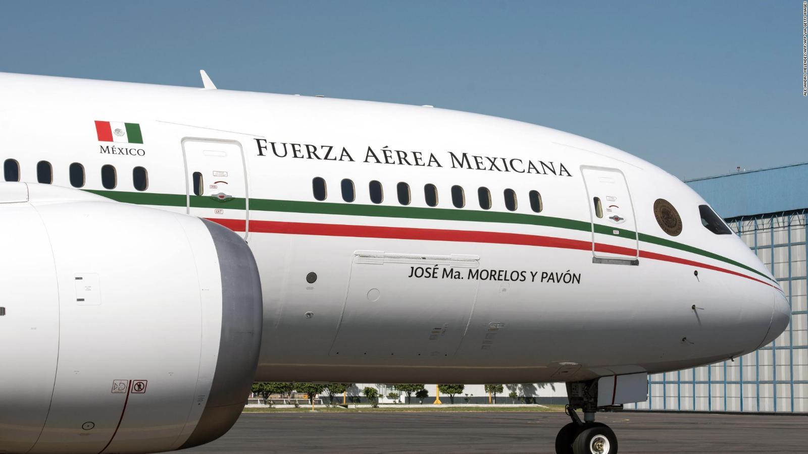 AMLO: 'Por mantenimiento del avión presidencial se han gastado 120 mdp'