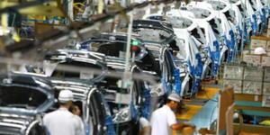 Producción automotriz cayó 29% en febrero