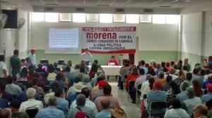 Alinean a Morenos en San Buenaventura