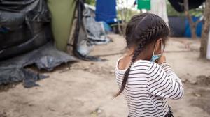Muere menor de 7 años en San Buena por Covid