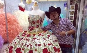 Cuánto vale el vestido de Rubí, la quinceañera viral de SLP