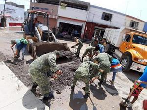 AMLO: Sin el Ejército sería imposible avanzar en México