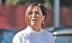 Rosario Robles aclara que noestá acusada de corrupción