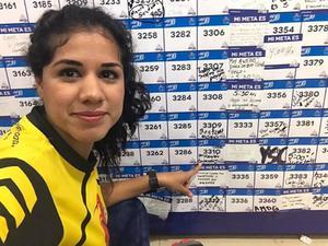 EL TIEMPO TV: El deporte es como la vida, siempre hay un reto por alcanzar: Leslie Martínez Rodríguez