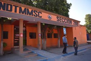 Ante el contagio de dirigentes, la Sección 288 cierra oficinas en Monclova
