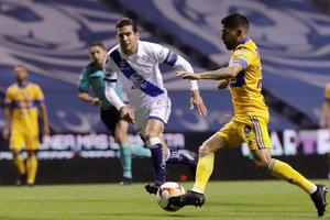 Gris empate entre Tigres y Puebla