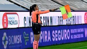 Presencia femenina en el arbitraje MX