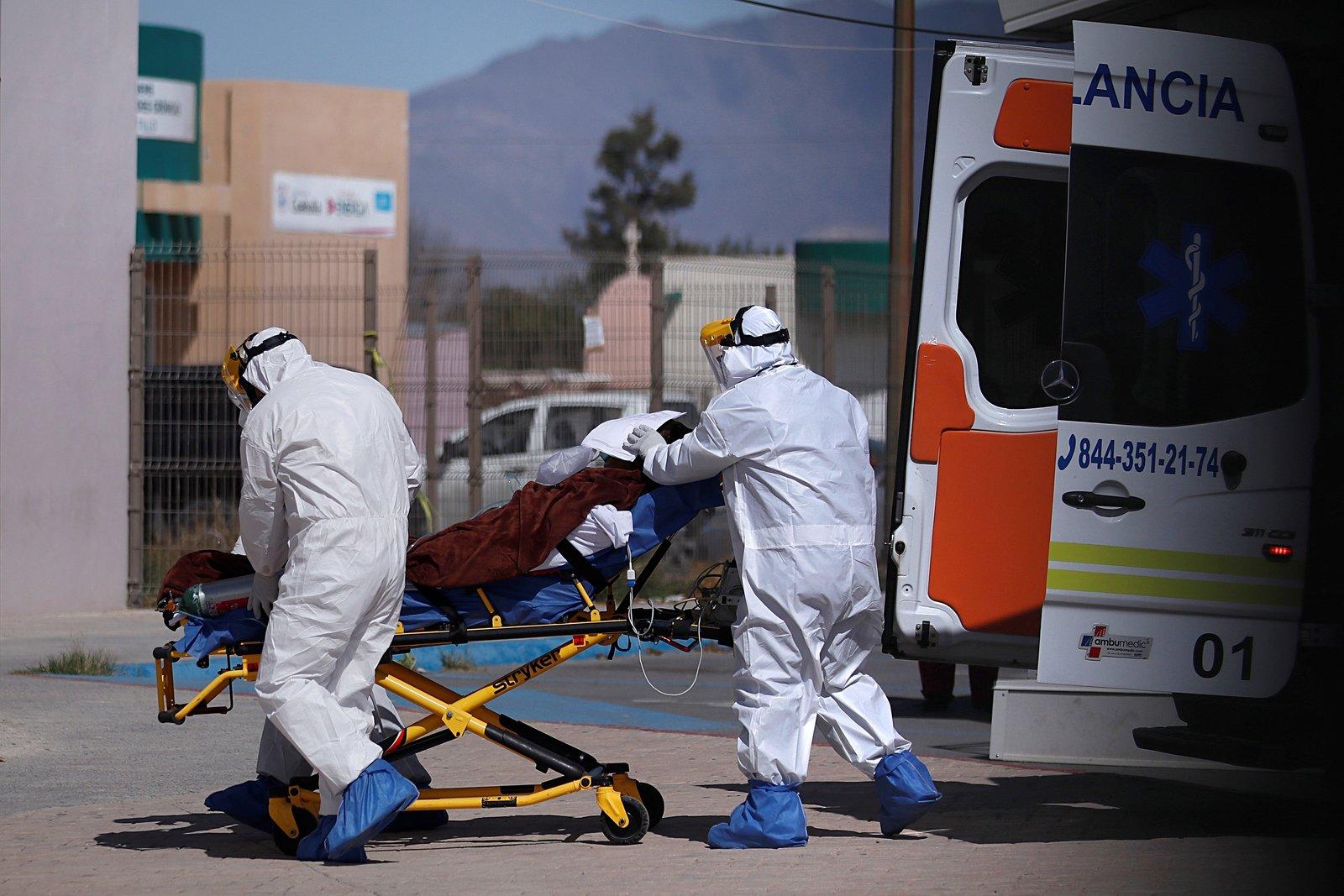 Coahuila registra 9 muertes y 70 casos nuevos de COVID-19