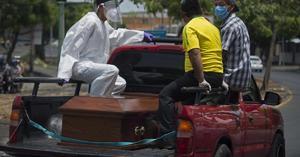 Observatorio registra 2,997 muertes sospechosas de la covid-19 en Nicaragua