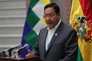 Anuncia AMLO visita del presidente de Bolivia a México