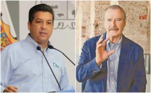 Vicente Fox publica video en apoyo a García Cabeza de Vaca