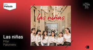 'Las niñas', de la debutante Pilar Palomero, Goya 2021 a la mejor película