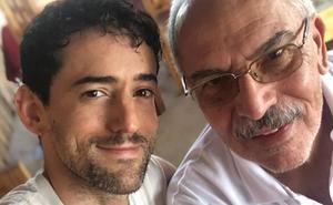 Luis Gerardo Méndez y su motiva despedida a su padre