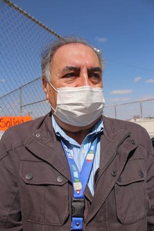 Gestionan dosis para médicos particulares en Monclova