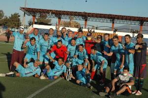 Deportivo El Pueblo obtiene campeonato