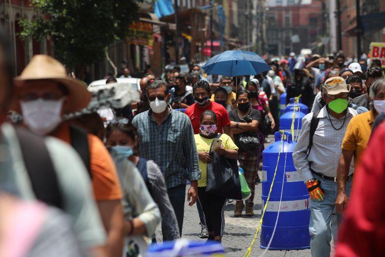 Reporte de COVID-19 en Coahuila; se suman 53 casos y no hay registro de decesos