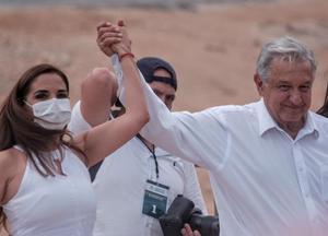 Mara Lezama gana encuesta de Morena para Cancún
