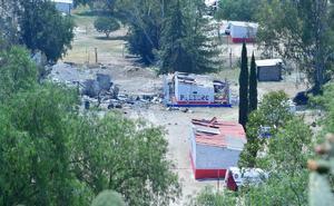 Registran explosión en talleres de pirotecnia de Tultepec