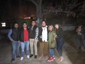 José Armando celebra 25 años en Monclova