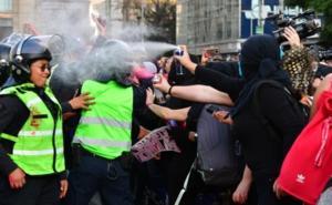 1,600 mujeres policías vigilarán la manifestación