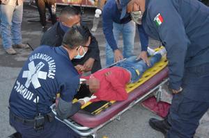 Muere menor atropellado en Monclova