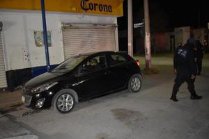Recuperan automóvil robado en Monclova