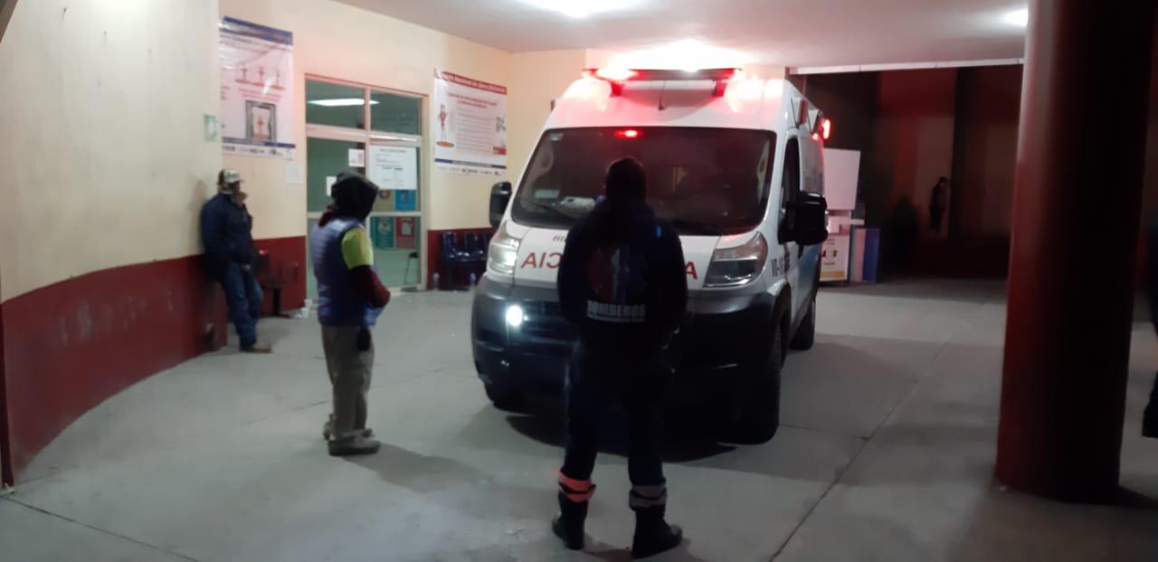 Ingresan a bebé grave en Monclova