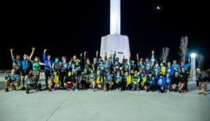 Monclova se hizo presente en el Maratón Virtual Lala 2021