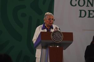 Segob reconoce que México tiene 'una deuda histórica con las mujeres'