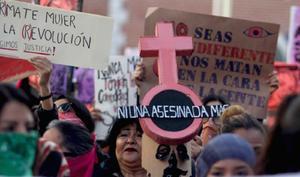 Se desploma número de muertes de mujeres indagadas como feminicidios