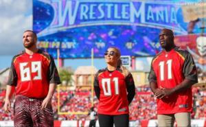 Tampa Bay, la sede perfecta para realizar Wrestlemania 37