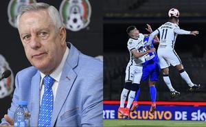 Arturo Brizio aclara polémica sobre penalti de Cruz Azul contra Pumas