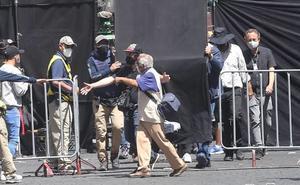 Iñárritu trae 'cortitos' a Griselda Siciliani y a Giménez Cacho
