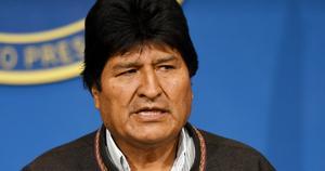 Evo Morales se reúne con dirigentes sindicales en Argentina