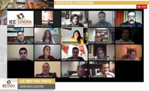 Listas las fechas del IEE para debates de candidatos en Sonora