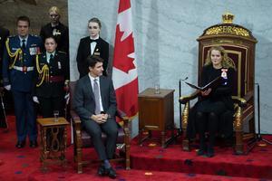 Trudeau dice que su prioridad no es romper con la monarquía constitucional