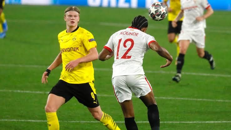Dortmund avanza a cuartos por un marcador global de 5-4