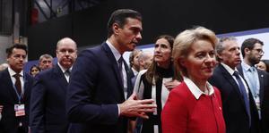 Sánchez impulsa un foro de líderes que sellan pacto por el multilateralismo