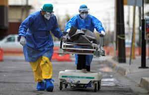 México acumula 191 mil 789 muertes por COVID-19