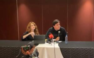Clara Luz Flores denuncia al comediante Marco Polo por parodiarla