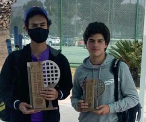 Monclovenses ganan estatal de tenis