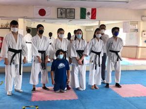 Monclovenses al Nacional de Karate