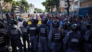 Misión ONU denuncia 200 asesinatos de la policía venezolana desde septiembre