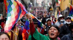 Bolivia protesta contra R.Unido por su supuesta implicación en crisis de 2019